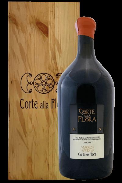 Vino Nobile Di Montepulciano DOCG 2013 Corte Alla Flora (Doppio Magnum)