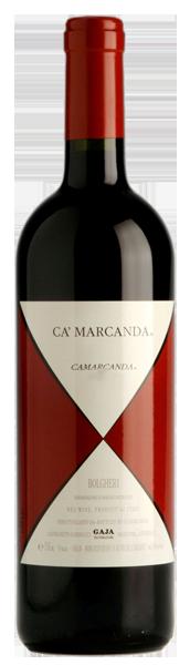 Bolgheri Rosso DOC Camarcanda Ca Marcanda 2012 Gaja