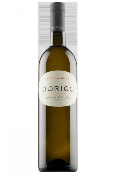 Colli Orientali del Friuli DOC Ribolla Gialla 2015 Dorigo