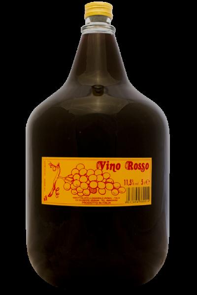 Vino Rosso Giuseppe Vernini (Dama)