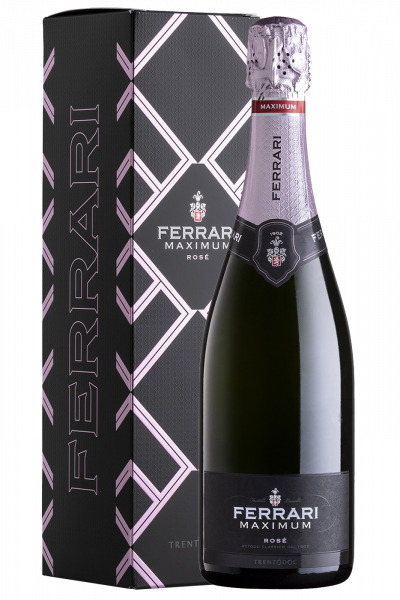 Trento DOC Maximum Rosé Ferrari