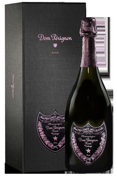 Dom Pérignon Vintage Rosé 2004 Moët & Chandon 75 cl (con astuccio)