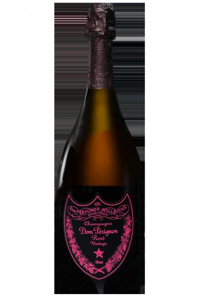 Dom Pérignon 'Luminous' Rosé Brut 2006 75cl