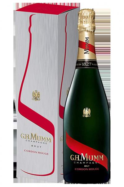 Cordon Rouge Cuvée Privilege Brut Mumm 75cl (Astucciato)