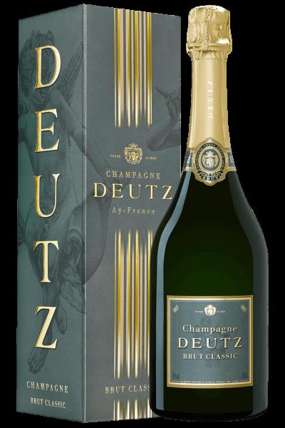 Brut Classic Deutz 75cl (Astucciato)