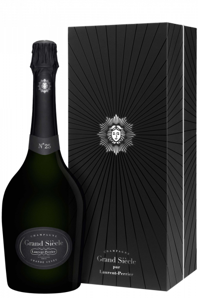 Laurent-Perrier Grand Siècle N°24 75cl (Astucciato)