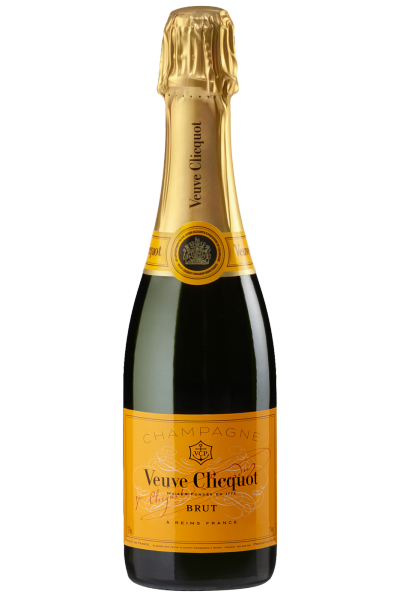 Brut Yellow Label Veuve Clicquot 375ml