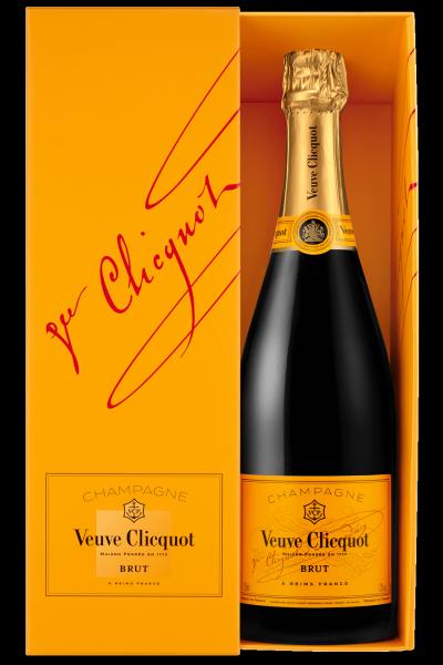 Brut Veuve Clicquot Ponsardin 75cl (Astucciato)