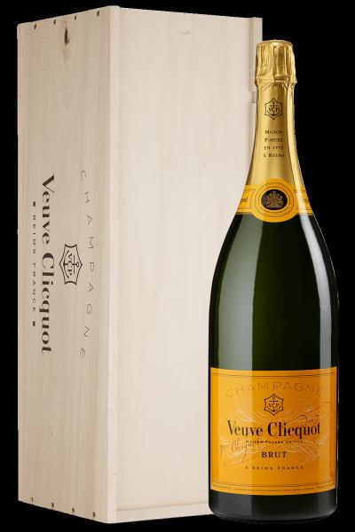 Brut Veuve Clicquot Ponsardin (Jéroboam)