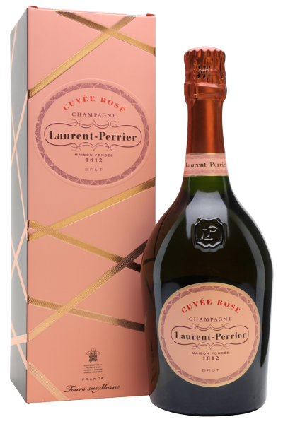 Laurent-Perrier Cuvée Rosé Brut 75cl (Astucciato)
