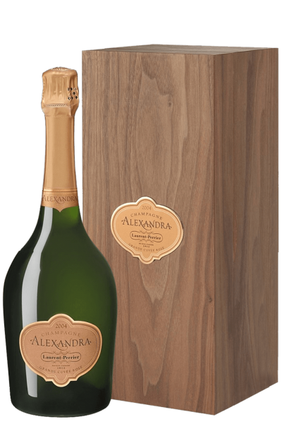 Laurent-Perrier Alexandra Rosé Brut 2004 Grand Siècle 75cl