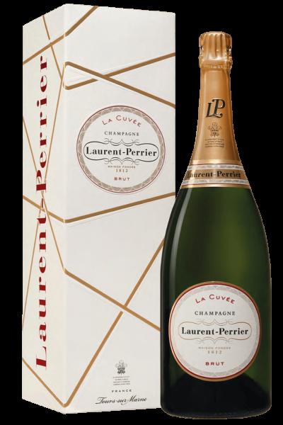 Laurent-Perrier Brut La Cuvée (Magnum Con Anstuccio)