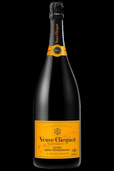 Cuvée Saint-Pétersbourg Brut Veuve Clicquot Ponsardin (Magnum)