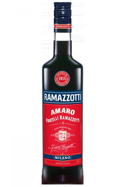 Amaro Ramazzotti 70cl + 2 Bicchieri
