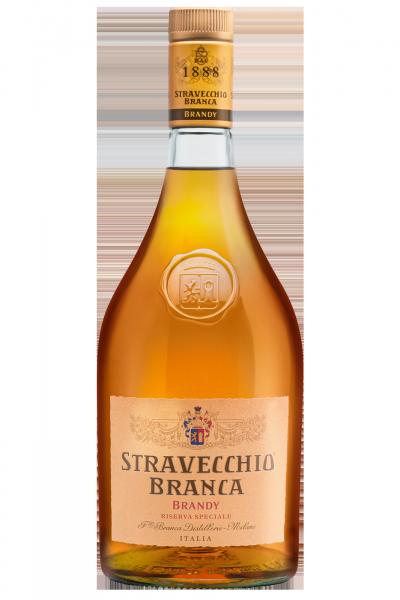 Brandy Stravecchio Branca 1Litro