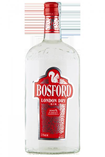 Gin Bosford London Dry 1Litro