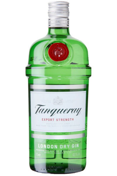 Gin London Dry Tanqueray 1Litro
