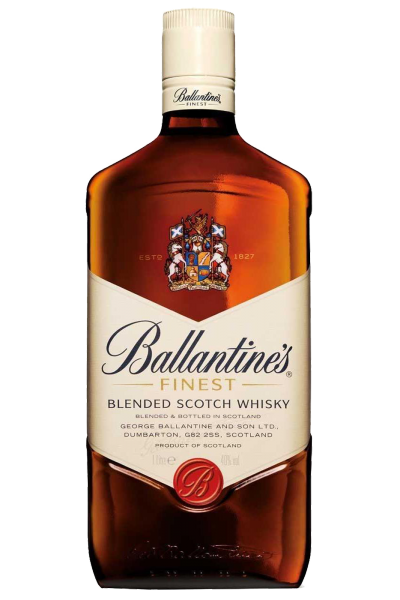 Ballantine's Finest Blended Scotch Whisky  1Litro