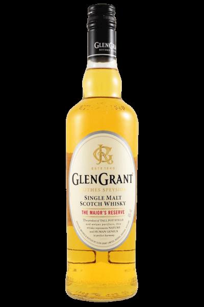 Glen Grant Single Malt Scotch Whisky Aged 5 Years 1Litro
