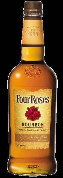 Four Roses Kentucky Straight Bourbon Whisky 1 Litro