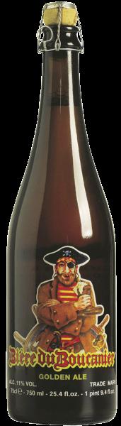Bière Du Boucanier Golden Ale 75cl