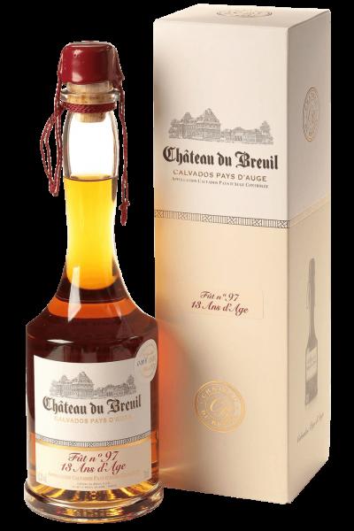 Calvados Château Du Breuil 12 Ans 70cl