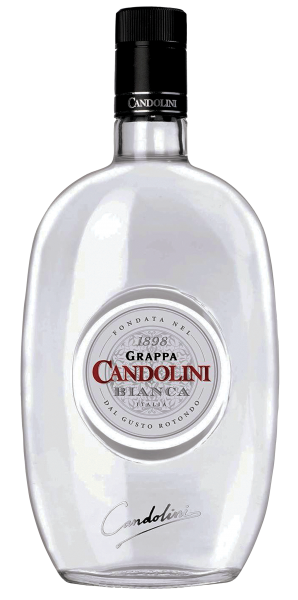 Grappa Candolini Bianca 70cl