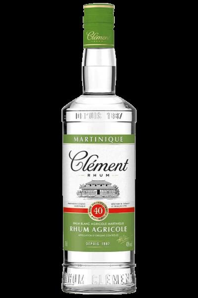 Rum Clément Agricole Blanc Martinique 70cl