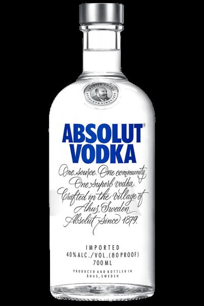 "Vodka Absolut Limited Edition ""Rainbow"""