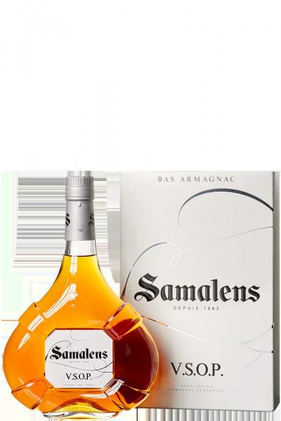 Bas Armagnac V.S.O.P. Samalens 70cl (Astucciato)
