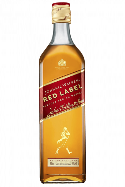 Johnnie Walker Red Label Old Scotch Whisky 70cl