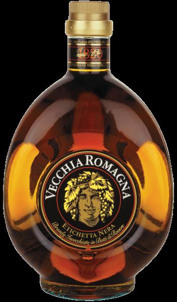 Brandy Vecchia Romagna Etichetta Nera 150cl