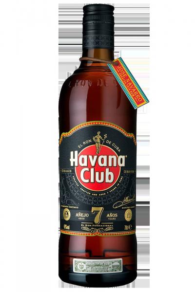Rum Havana Club 7 Anni 70cl