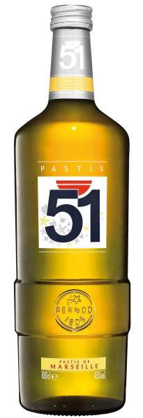 Pastis 51 Pernod 1Litro