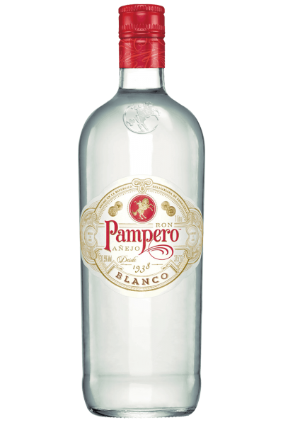 Rum Blanco Pampero 1Litro