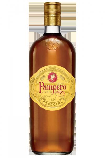 Rum Añejo Especial Pampero 1Litro