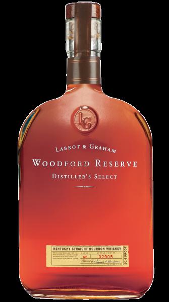 Woodford Reserve Distiller's Select Kentucky Straight Bourbon Whisky 70cl