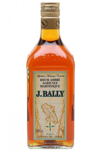 Rum Ambré Agricole J.Bally 70cl