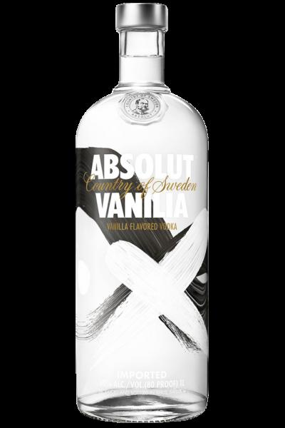 Vodka Absolut Vanilia 1Litro