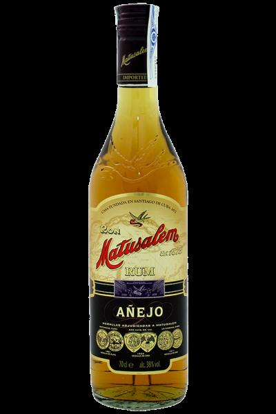 Rum Añejo Matusalem 70cl