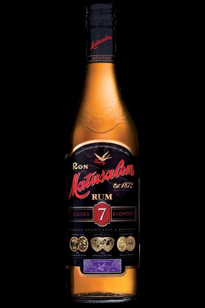 Rum Solera 7 Anni Matusalem 70cl