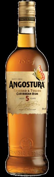 Rum Angostura 5 Anni Trinidad & Tobago 70cl