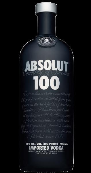 Vodka Absolut 100 Proof 1Litro