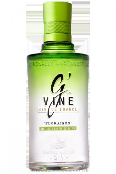 Gin G'Vine Floraison 70cl