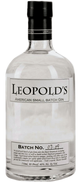 Gin Leopold's Small Batch 70cl