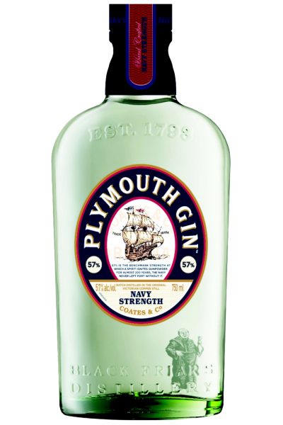 Gin Plymouth Navy Strenght 70cl