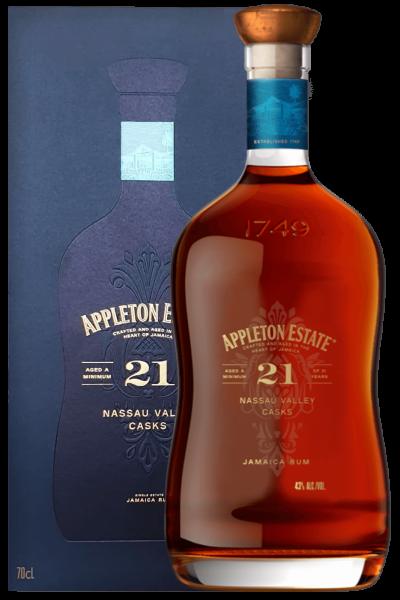 Rum Jamaica 21 Anni Appleton Estate  70cl