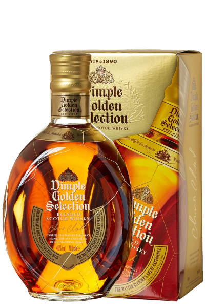 Dimple 15 Years Old Original Blended Scotch Whisky 70cl (Astucciato)