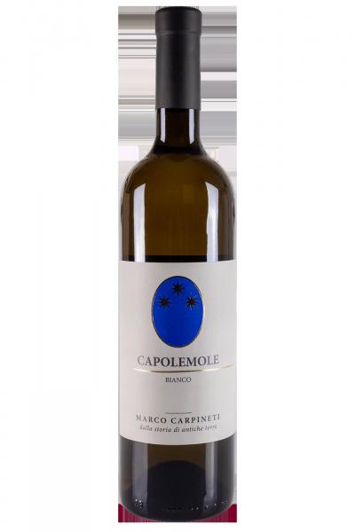 Capolemole Bianco 2015 Marco Carpineti