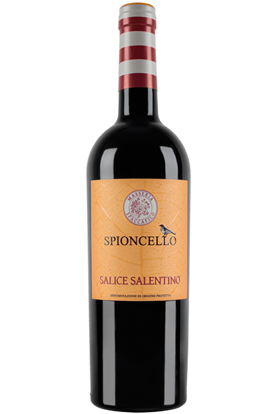 Salice Salentino Spioncello 2017 Masseria Spaccafico
